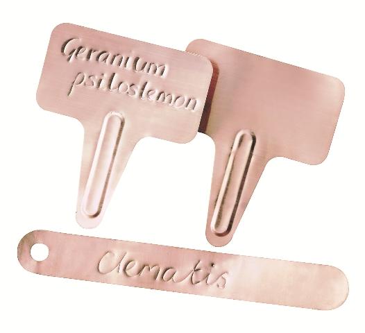 Copper Tags