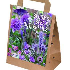 blooms bees & butterflies
